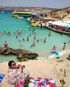 Armchair travel to Malta