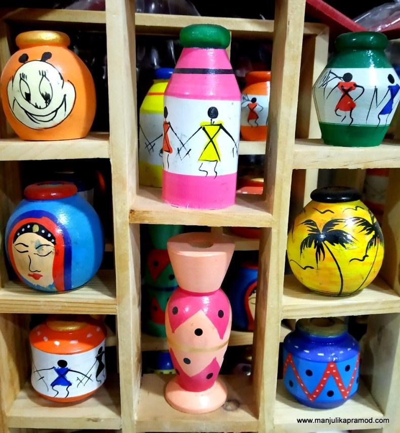 Kondapalli toys are beautiful wooden toys.