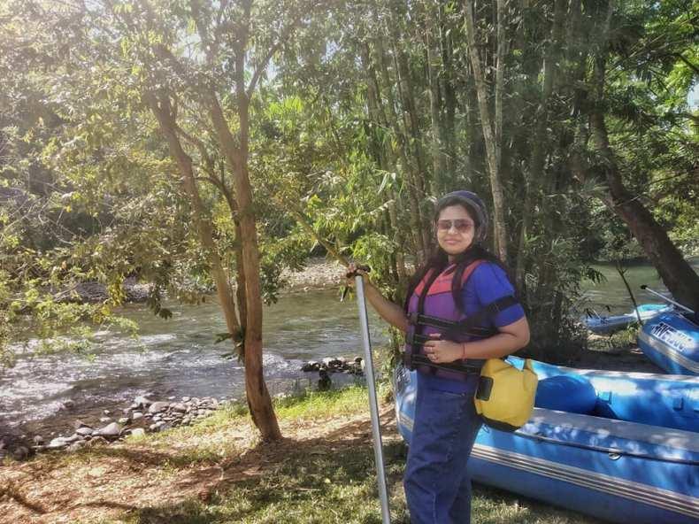 Have you done river rafting in Kiulu river?