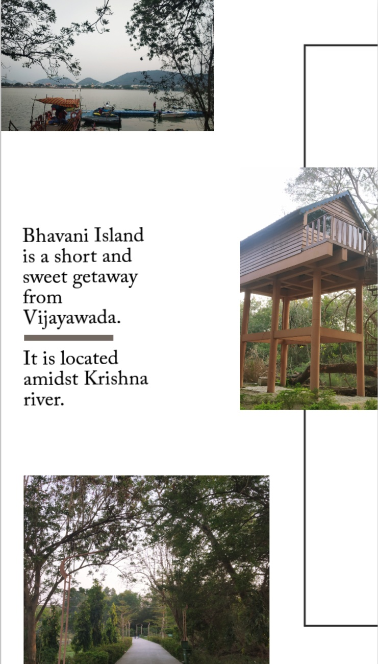 Where to stay on Bhavani Island?