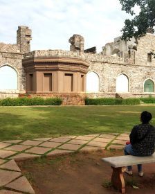 All about Kondapalli Fort
