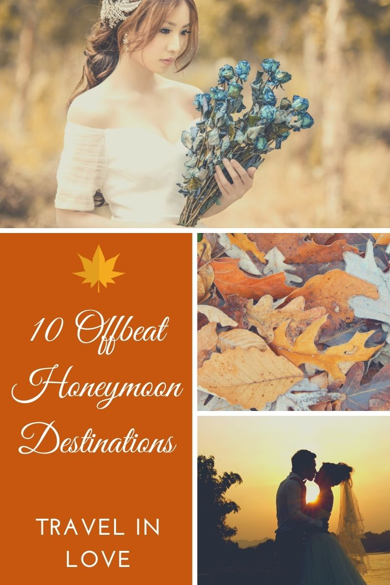 10 offbeat honeymoon destinations in India