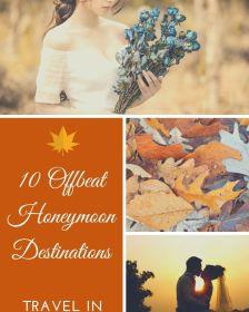 10 offbeat honeymoon destinations in India