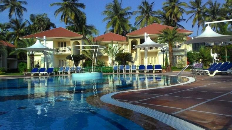 Resort in Diu