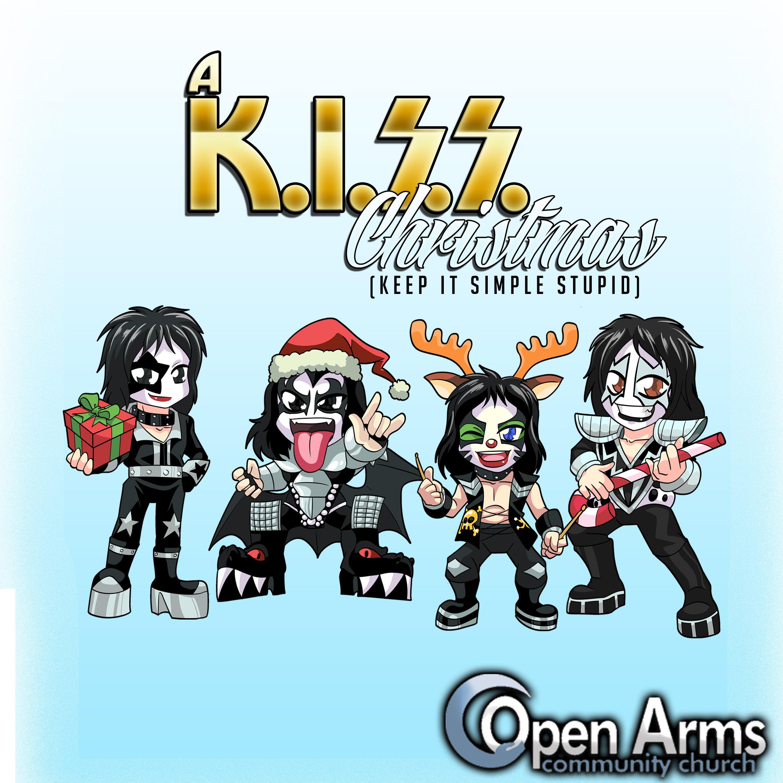 KISS CHRISTMAS - Shareable | Manlihood.com