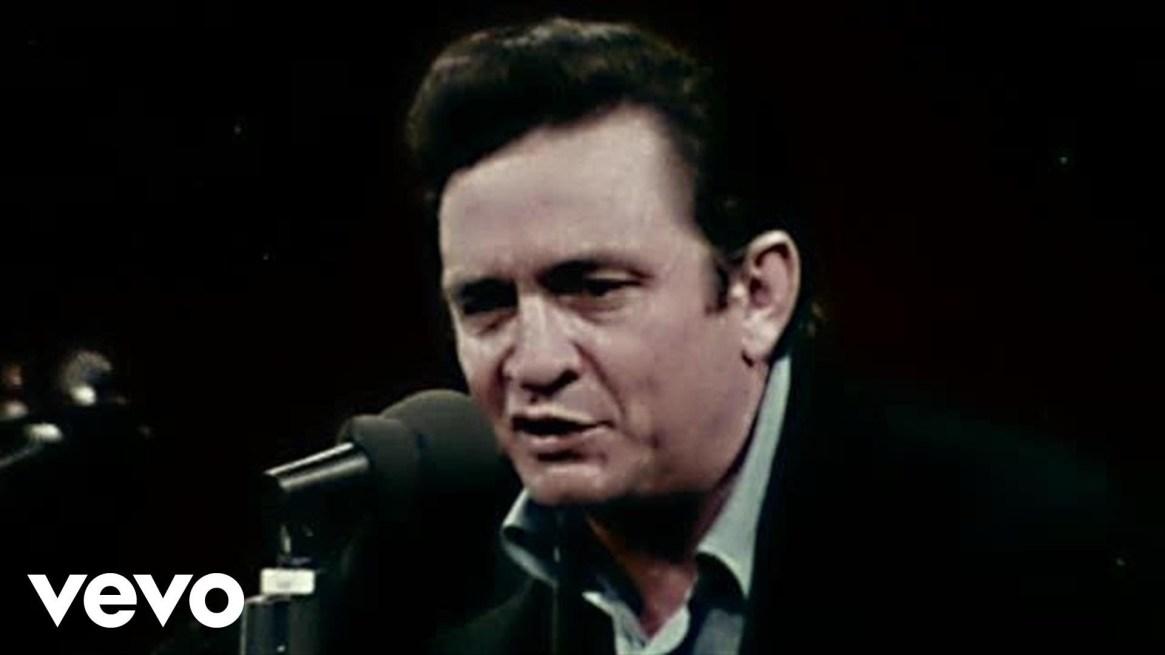 Johnny Cash – A Boy Named Sue #manlymusicfriday