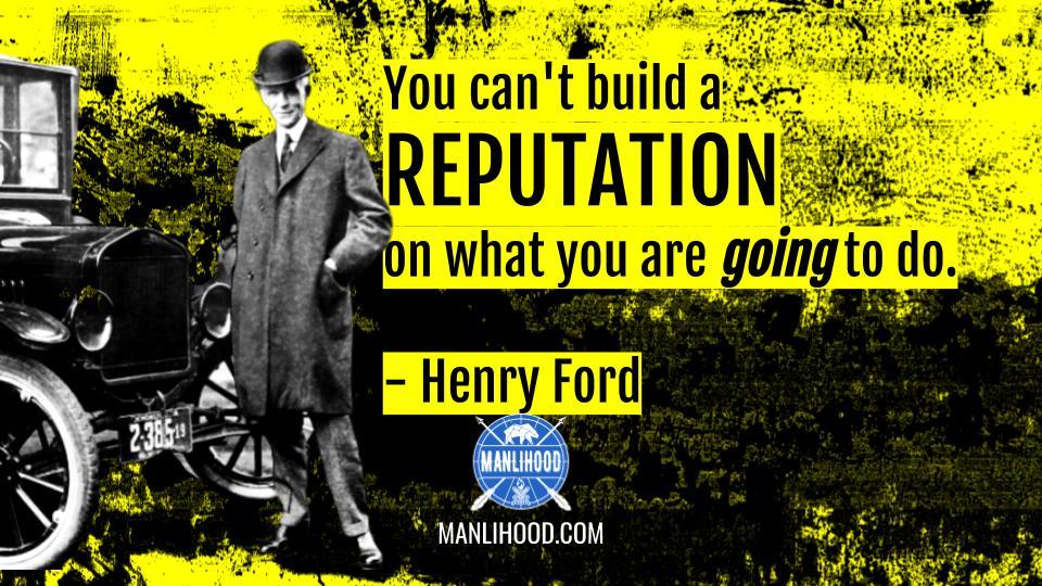 Henry Ford quotes wallpaper manlihood man crush monday
