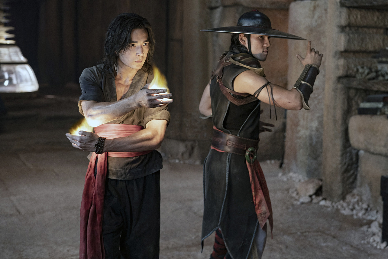 REVIEW: MORTAL KOMBAT (2021) | ManlyMovie