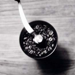 Jauha kahvi.