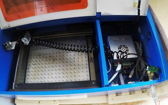 Laser cutter air assist upgrade – part 5
