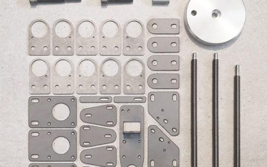 LAYZOR custom part kits now available!