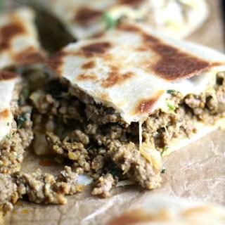 Murtabak (Malaysian Stuffed Bread)|www.mannaandspice.com