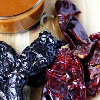 Quick & Easy Red Enchilada Sauce|www.mannaandspice.com