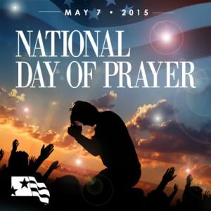 National Day of Prayer 2015