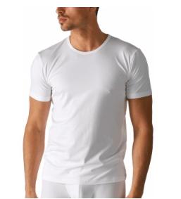 Mey heren T-shirt ronde hals- wit dry cotton 46002