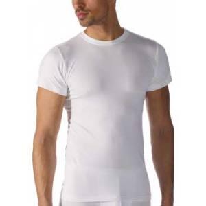 Mey heren T-shirt ronde hals-wit - software