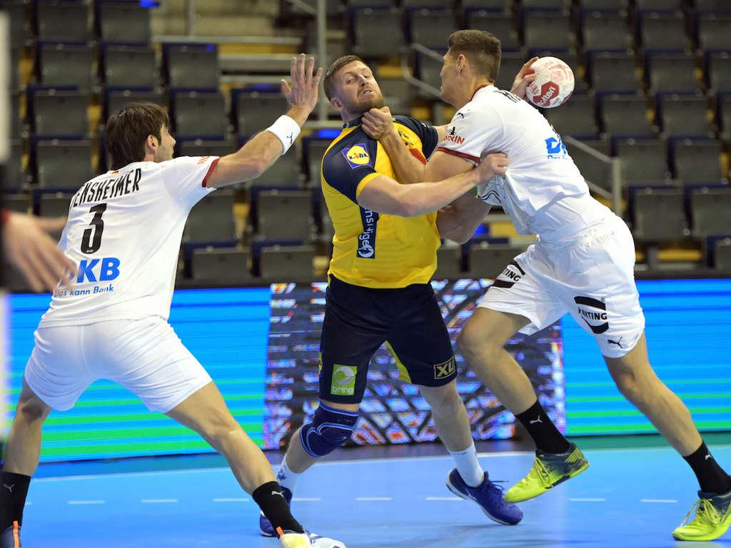 https www mannheim24 de sport rhein neckar loewen handball deutschland schweden olympia qualifikation heute live free tv stream turnier dhb team ard 90238848 html