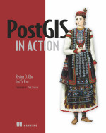 PostGIS In Action Book Cover