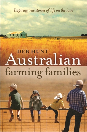 Australian Farming Families book cover