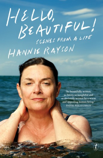 Hello Beautiful! Scenes from a life book cover