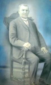Ann's grandfather George Martin