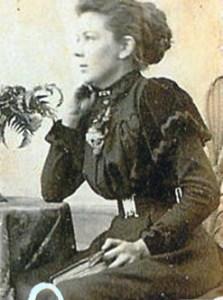 Ann's mother - Susan Richardson