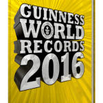 What a record! Guinness Book of World Records 2016