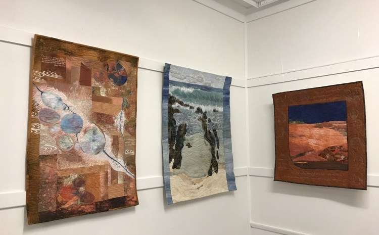 Fibre Art in Forster and Taree