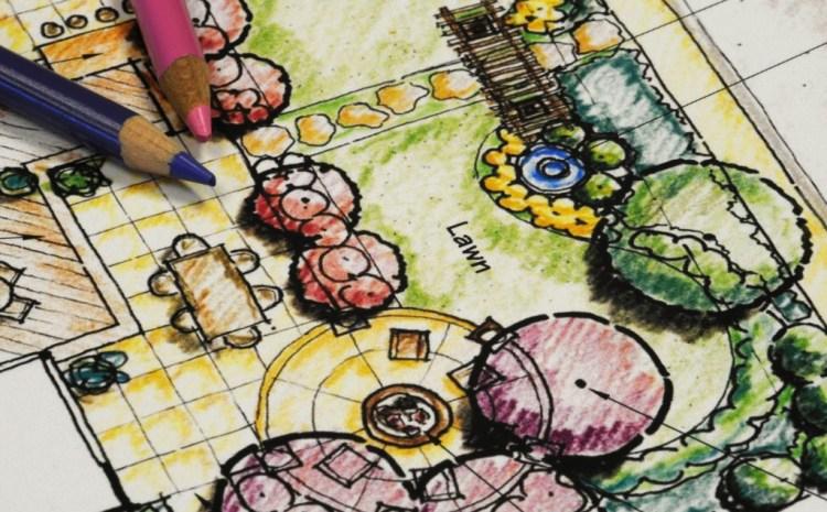 Basic principles of good garden design