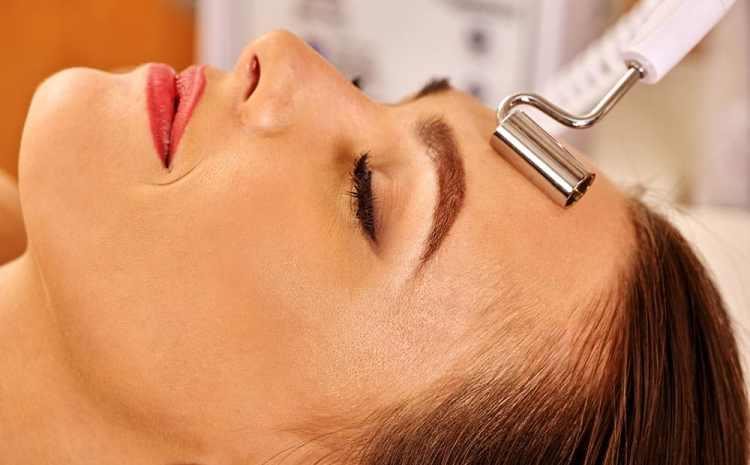 Technology in beauty treatments