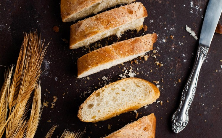 Don't be afraid of bread!