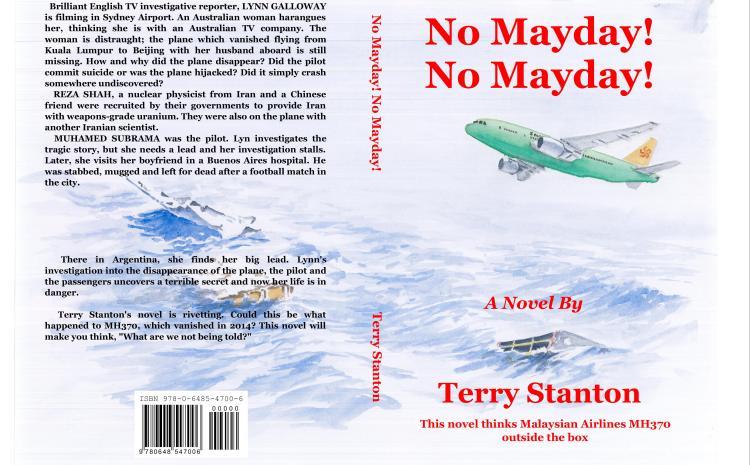 LOCAL AUTHOR'S NEW BOOK. MEET TERRY STANTON…