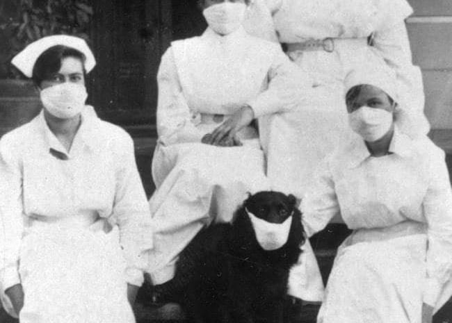 Frontline of the Pandemic:  Australia 1919