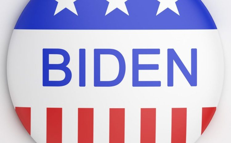 DON'T EXPECT TOO MUCH FROM THE BIDEN PRESIDENCY