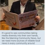 Truth, media and Democracy