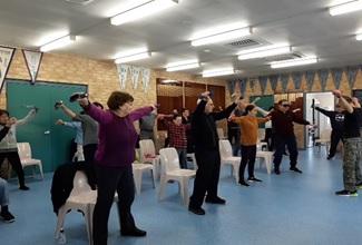 Forever Fitness Exercise Program for Seniors