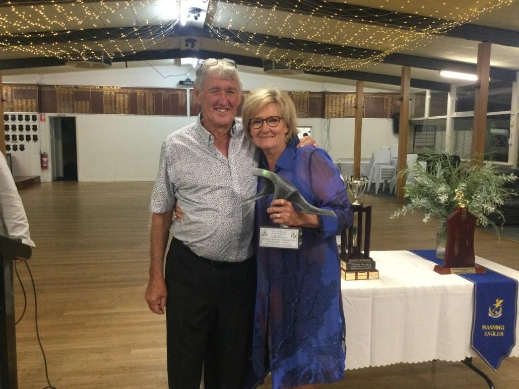 Helen Heal and Greg Hogg