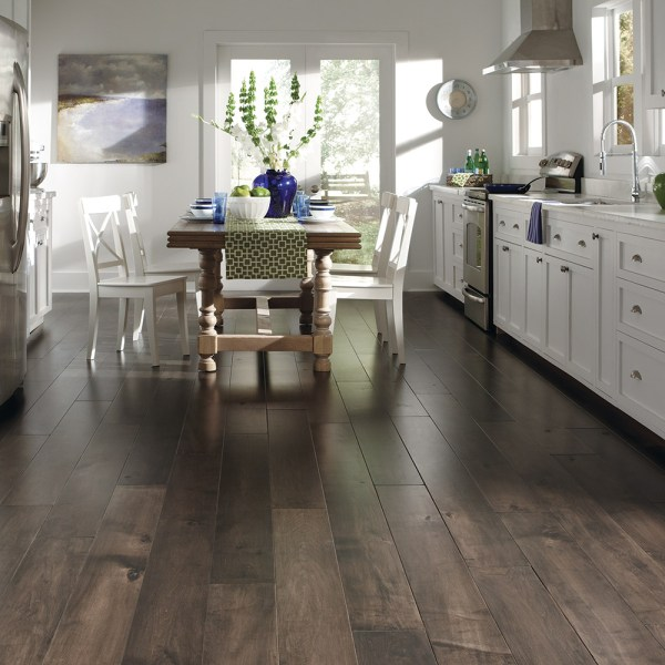Mannington Hand Crafted Rustics Hardwood engineered wood flooring Hardwood
