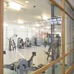 Walsall Gala Baths Gymnasium