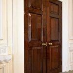 SW Panel Door - British Academy 3
