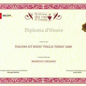 IX SELEZIONE DEI VINI DI TOSCANA 2008