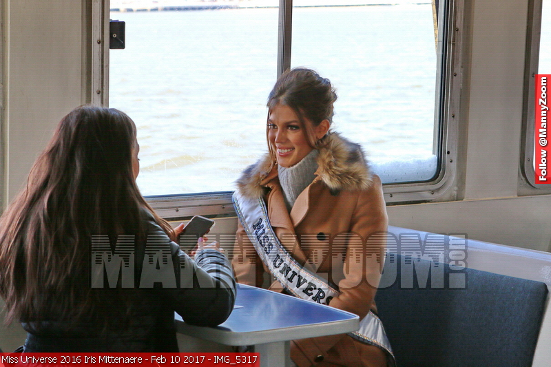Miss Universe 2016 Iris Mittenaere - Picture by @MannyZoom