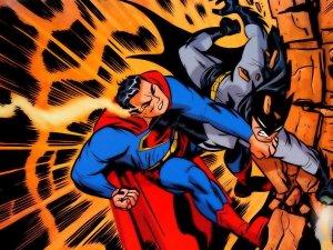 classic-superman-vs-batman