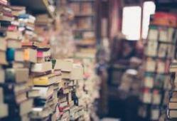stored books
