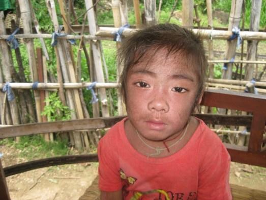 Dolma Tamang 5 ans