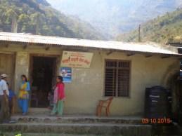 Dispensaire du village de Baluwa