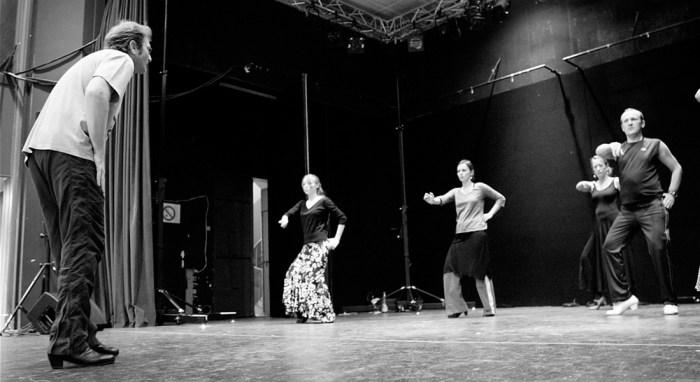 cours stage flamenco paris