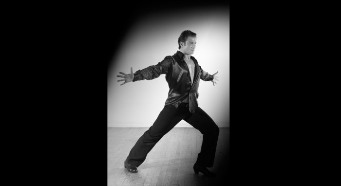Manolo Punto Flamenco al desnudo
