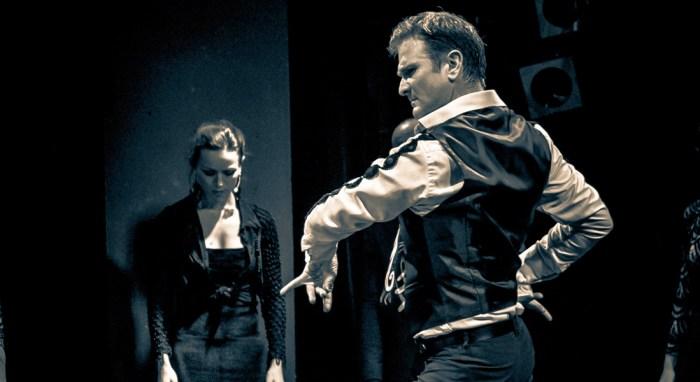 Manolo Punto Flamenco 3x2 uno