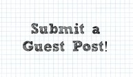 Guest Blogger Article Submission